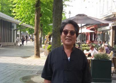 मनाङका गुरुङले जर्मनीमा नेपाल भ्रमण बर्ष २०२० लाई यसरी प्रस्तुत गरे