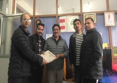 नेपाली कांग्रेस मनाङङको सम्पूर्ण स्थानीय तहमा कार्यसमिति गठन