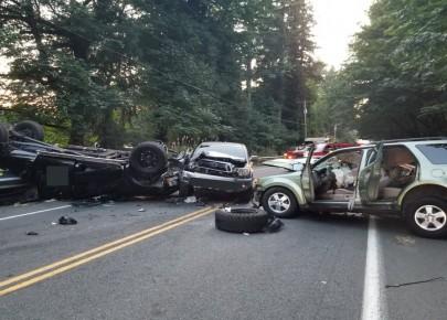 अमेरिकामा भएको सवारी दुर्घटनामा ९ बालिकासहित १० जनाको मृत्यु