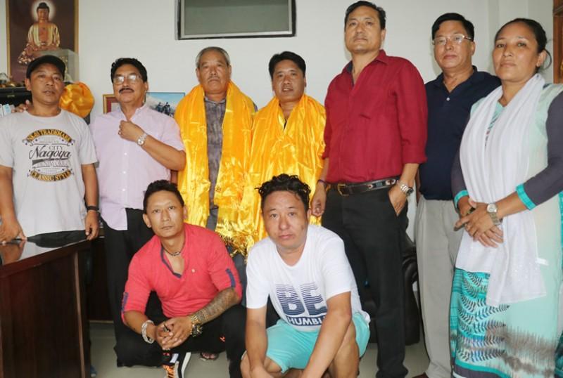 नेपाली काँग्रेस मनाङले प्रदेश सभा निर्वाचन क्षेत्र नंम्बर क र ख मा क्षेत्रीय प्रतिनिधि गठन गर्यो