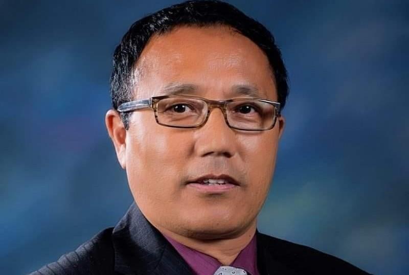 मनाङका छिरिङ राप्के लामा कोबिड १९ हिरो भोलियन्टिएर अवार्डबाट अमेरिकामा सम्मानित