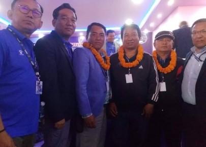 मनाङ फुटबल संघ एन्फामा आबद्ध