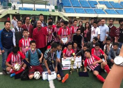 दक्षिणकोरियामा सातौं तिलिचो कप सम्पन्न