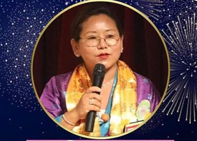 एनएरएन आईसिसी सदस्य पदमा दक्षिण कोरियाबाट मनाङकी चेली निर्वाचित