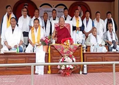 मनाङ समाजसेवा समितिको नवनिर्वाचित कार्यसमितिलाई हार्दिक बधाई