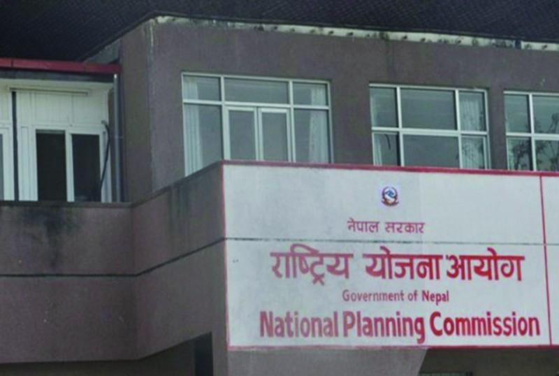 राष्ट्रिय योजना आयोग पदाधिकारी विहीन